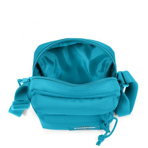 The One Doubled Pool Blue Default Category by Eastpak