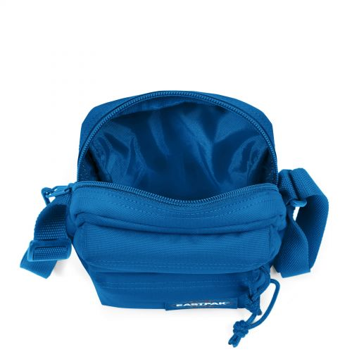 The One Doubled Mysty Blue Shoulderbags by Eastpak