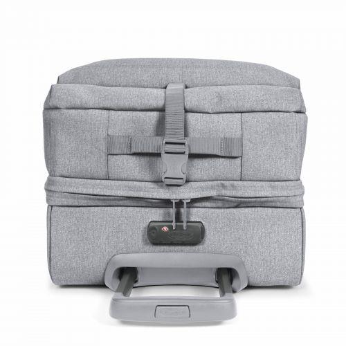 Double Tranverz L Sunday Grey Default Category by Eastpak