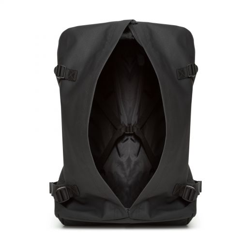 Duffpack Surfaced Black Default Category by Eastpak