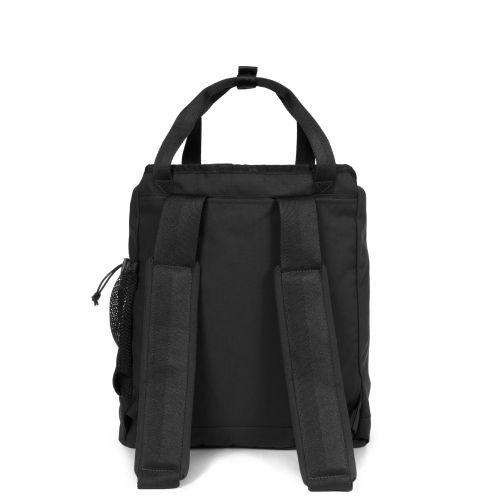 Mynder Roothed Black Backpacks by Eastpak