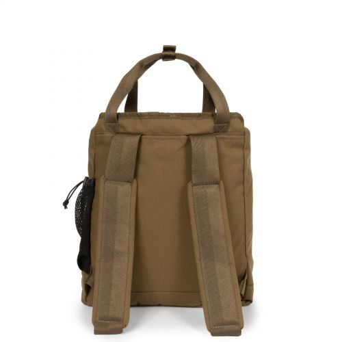 Mynder Roothed Khaki Backpacks by Eastpak
