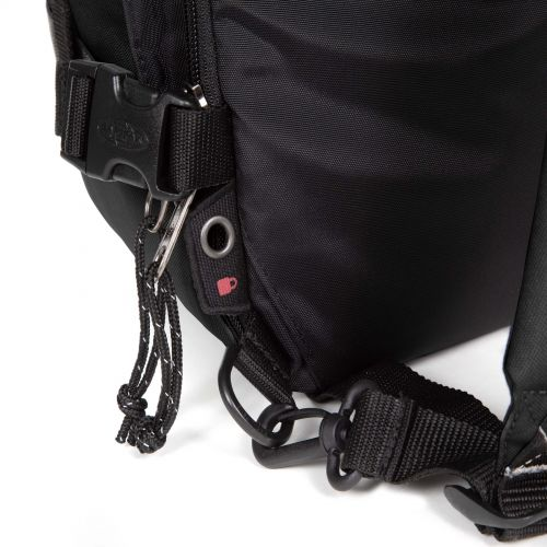 Golberpack Black Luggage by Eastpak