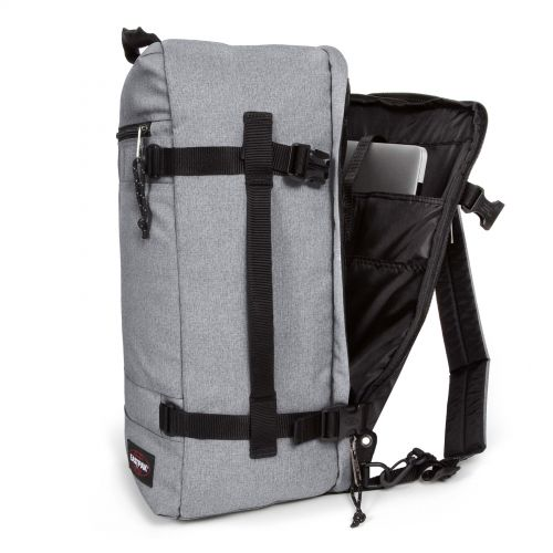 Golberpack Sunday Grey Luggage by Eastpak