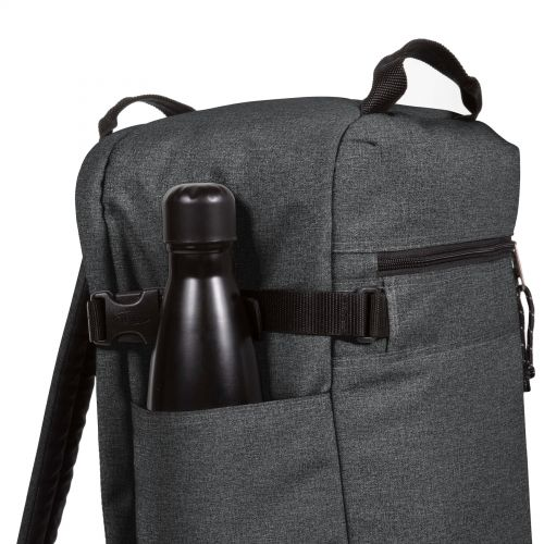 Golberpack Black Denim Luggage by Eastpak