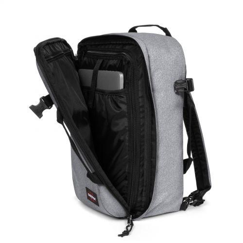 Morepack Sunday Grey Luggage by Eastpak