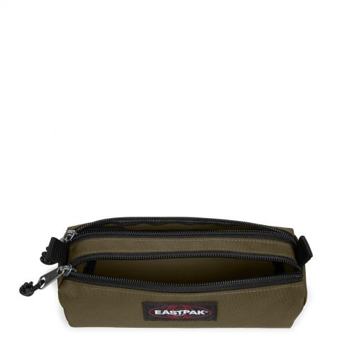 Double Benchmark Army Olive Accessories by Eastpak