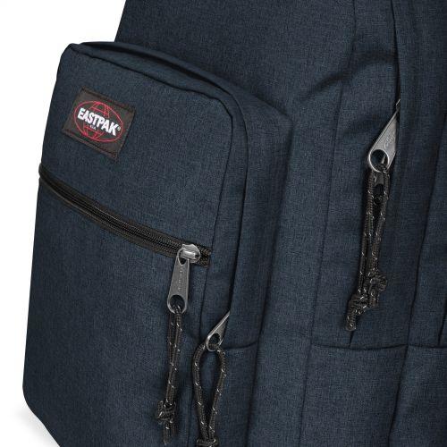 Morius Light Triple Denim Backpacks by Eastpak