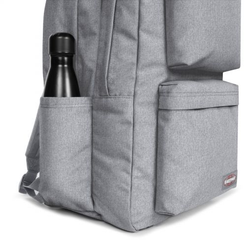 Parton Sunday Grey Backpacks by Eastpak