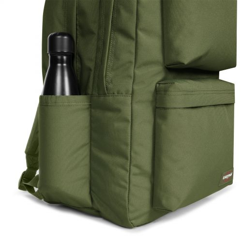 Parton Dark Grass Backpacks by Eastpak