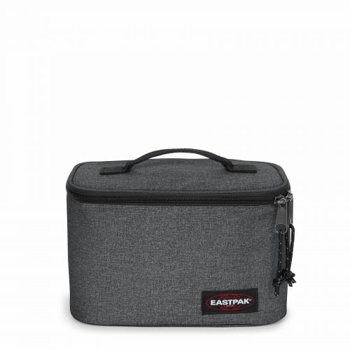 Oval Lunch Black Denim Accessories by Eastpak