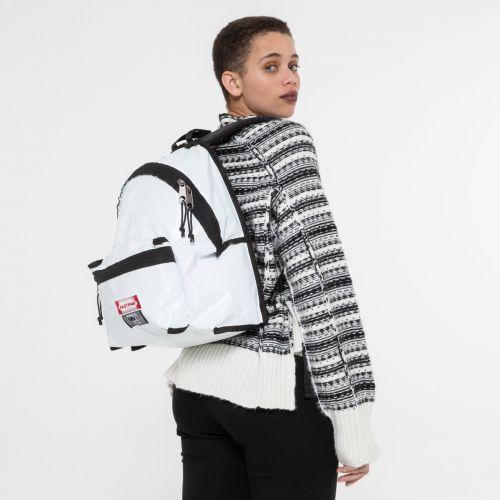 Padded MM6 Black Backpacks by Eastpak - view 1