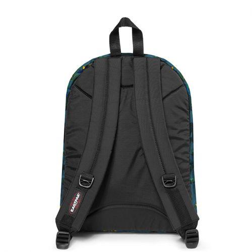 Pinnacle Bozoo Petrol Backpacks by Eastpak