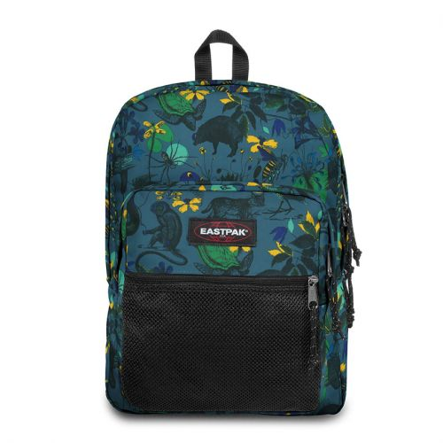 Pinnacle Bozoo Petrol Backpacks by Eastpak - view 0