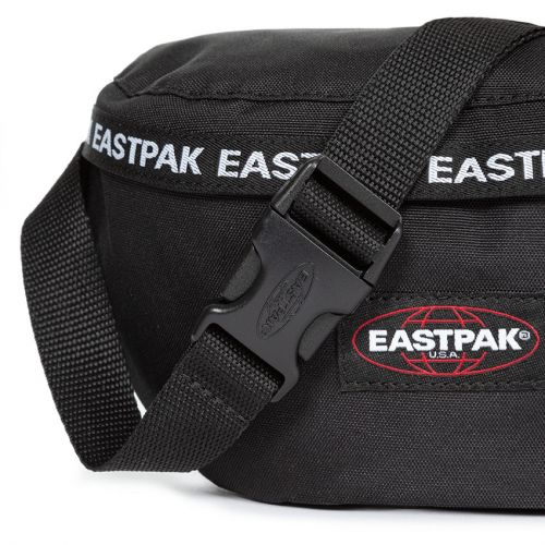 Springer Bold Puller Black Default Category by Eastpak