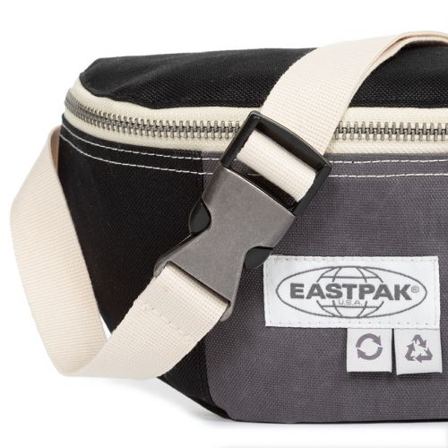 Recycled Springer SR+ Black Default Category by Eastpak