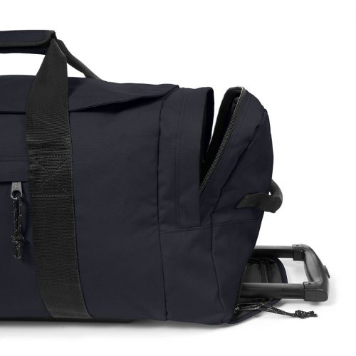 Leatherface M Night Navy Luggage by Eastpak
