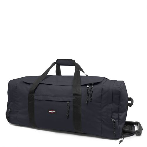 Leatherface L Night Navy Luggage by Eastpak