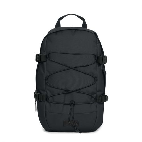 Borys Black Cs Backpacks by Eastpak - view 0