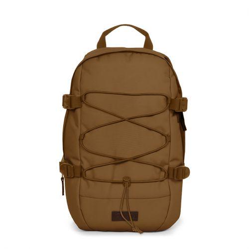 Borys Mono Wood Backpacks by Eastpak