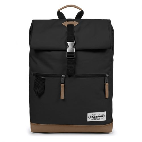 Macnee Into Black New Backpacks by Eastpak