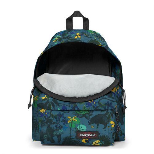 Padded Pak'r® Bozoo Petrol Backpacks by Eastpak