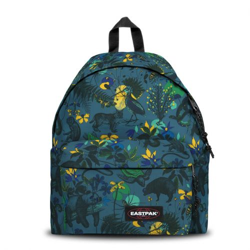 Padded Pak'r® Bozoo Petrol Backpacks by Eastpak - view 0