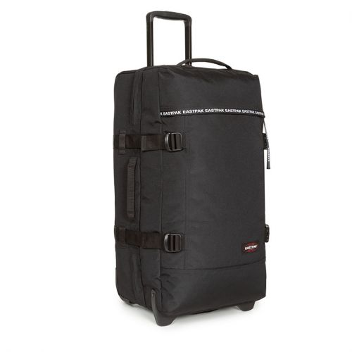Tranverz L Bold Puller Black Default Category by Eastpak