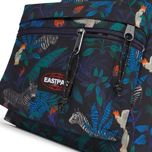 Padded Zippl'R + Jam Zebra Zone Default Category by Eastpak