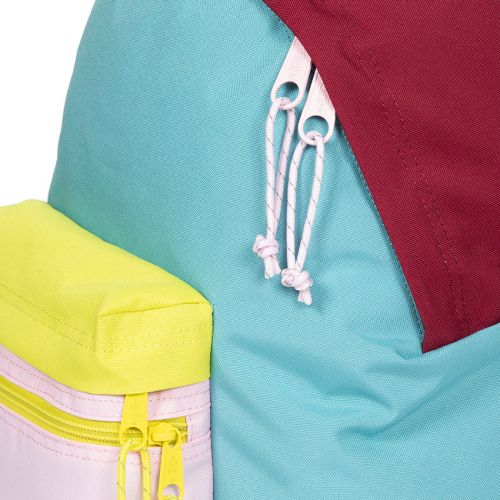 Padded Zippl'R + Color Blocked Water Default Category by Eastpak