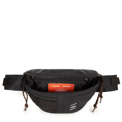 Samsøe Samsøe E Waist Bag Black Accessories by Eastpak
