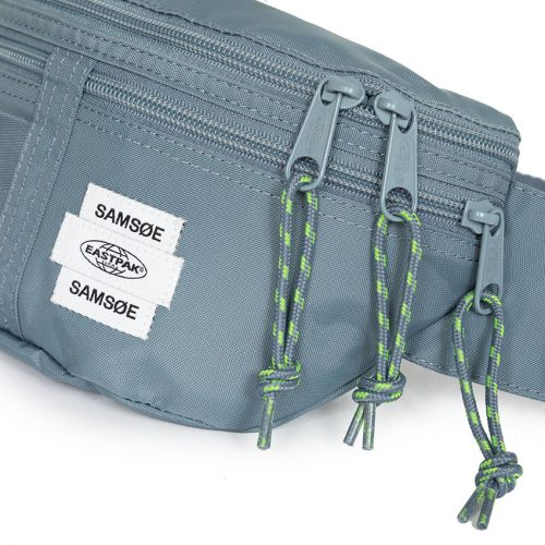 Samsøe Samsøe E Waist Bag Blue Accessories by Eastpak