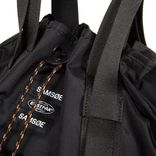 Samsøe Samsøe E Tote Bag Black Backpacks by Eastpak
