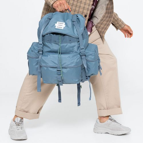 Samsøe Samsøe E Big Backpack Blue