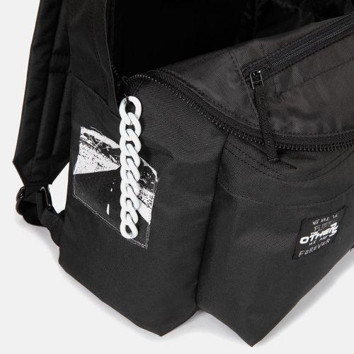 Raf Simons Pak'r® Black Backpacks by Eastpak