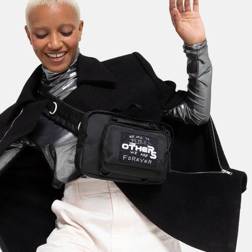 Raf Simons Waistbag Loop Black Accessories by Eastpak