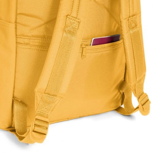 Padded Double Sunset Yellow Default Category by Eastpak