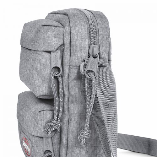 The One Doubled Sunday Grey Default Category by Eastpak