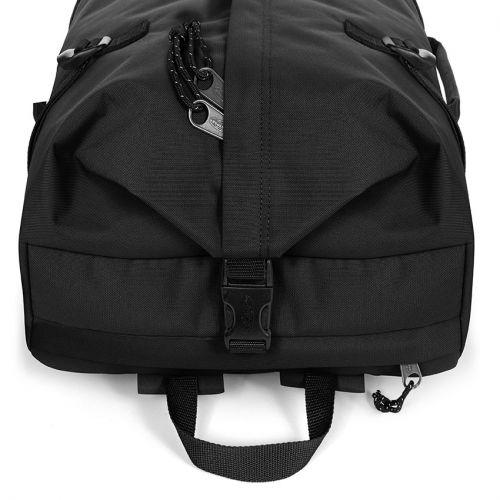 Duffpack Black Default Category by Eastpak