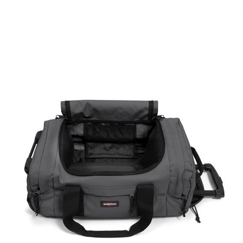 Leatherface S Woven Grey Weekend & Overnight bags by Eastpak
