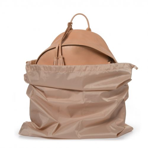Padded Pak'r Natural Leather Leather by Eastpak