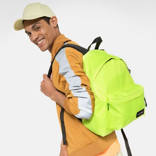 Padded Pak'r® Fluo Yellow Around Town by Eastpak - view 0