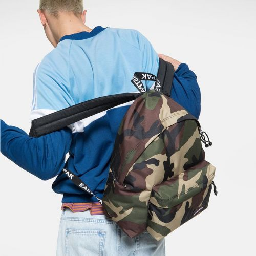 Padded Pak'r® Camo Webbed Around Town by Eastpak