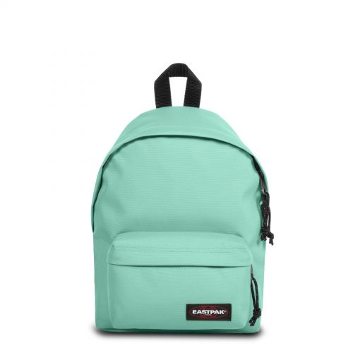 Orbit XS Mellow Mint Backpacks by Eastpak - Front view
