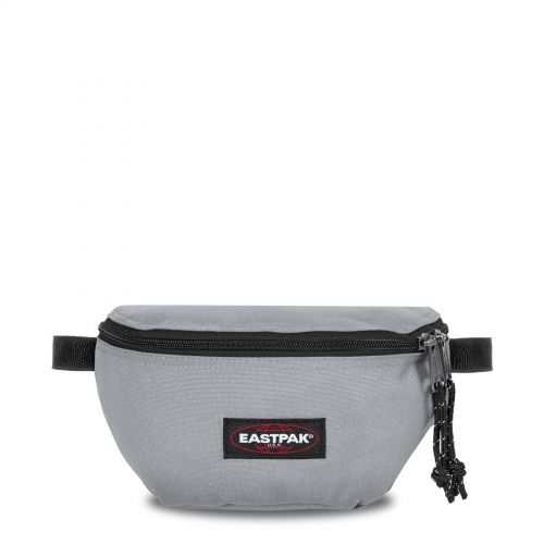 Springer Metallic Silver Accessories by Eastpak - Front view