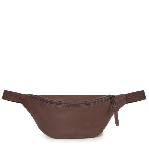 Springer Chestnut Leather Under £70 by Eastpak - view 1