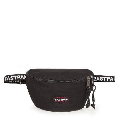 Springer Black Webbed New by Eastpak - view 1