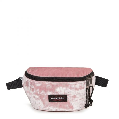 Springer Crushed Pink by Eastpak - Front view