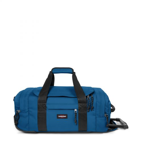 Leatherface S Urban Blue Luggage by Eastpak - Front view