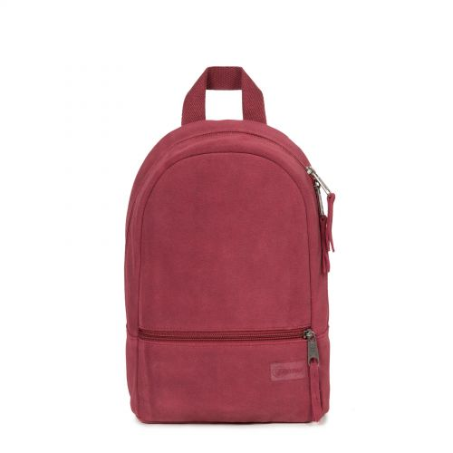 Lucia S Suede Merlot Leather by Eastpak - view 1